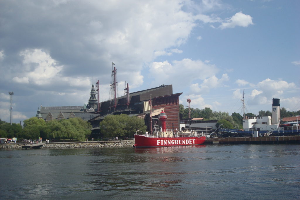 Le fameux musée Vasa à Stockholm, qui présente l'histoire d'une célèbre épave