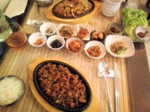 Restaurant Doshilack : aller-retour Lyon-Corée