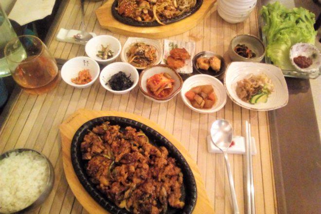 Doshilack_barbecue-coreen-banchan
