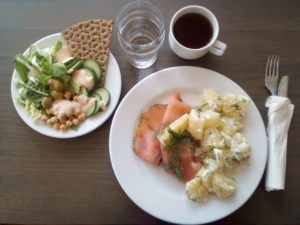 Retour de Herräng : un petit goût de Suède