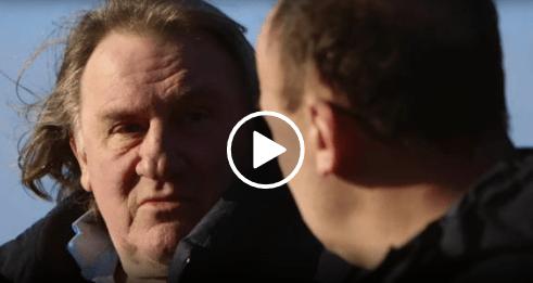 A Pleines Dents : croquer l'Europe avec Gérard Depardieu