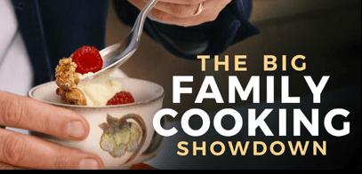 """The Big Family Cooking Showdown : un concentré de """"Royaume-Unique"""""""
