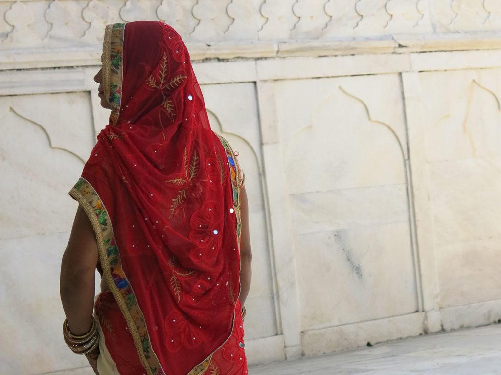Nos aventures en train au Rajasthan : marbre, grès rose et marchandage
