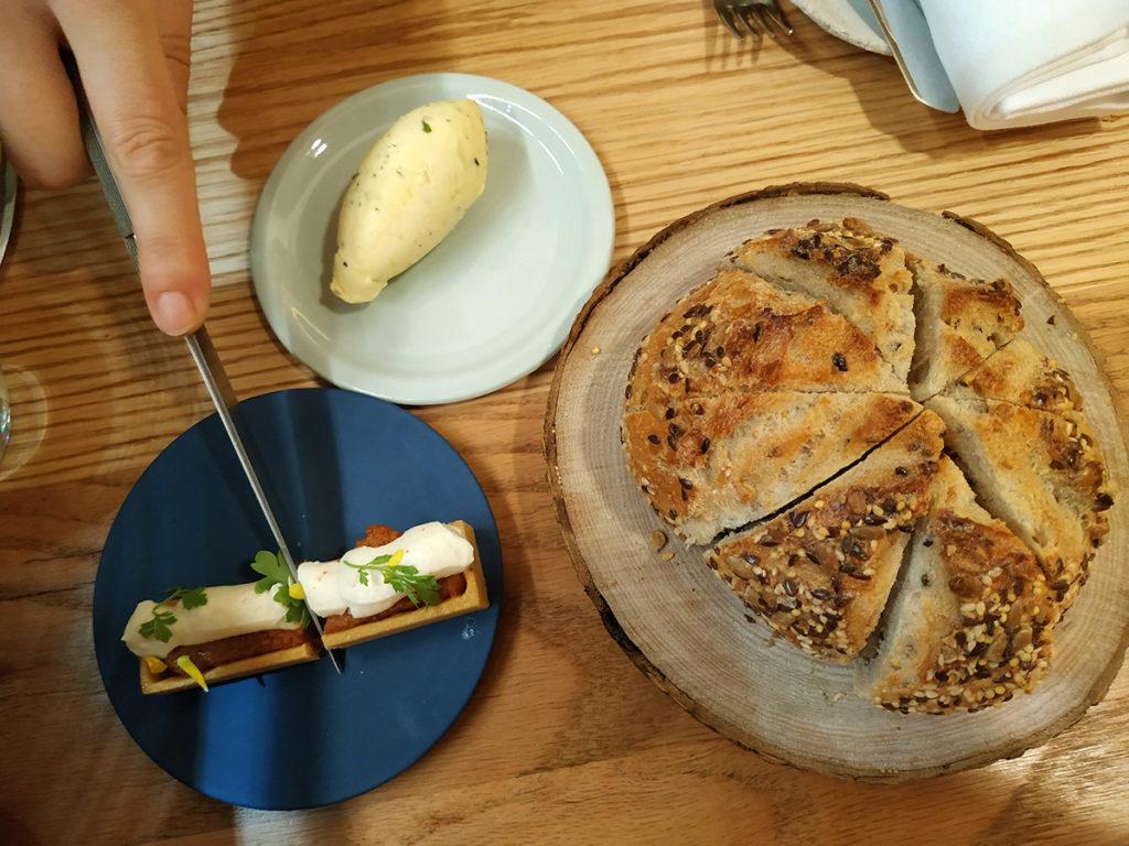 """Culina Hortus"" : resto gastro végétarien à Lyon"