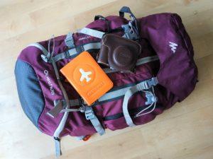 Dans mon sac pour le Transsibérien… 6 ruses pour voyager plus léger