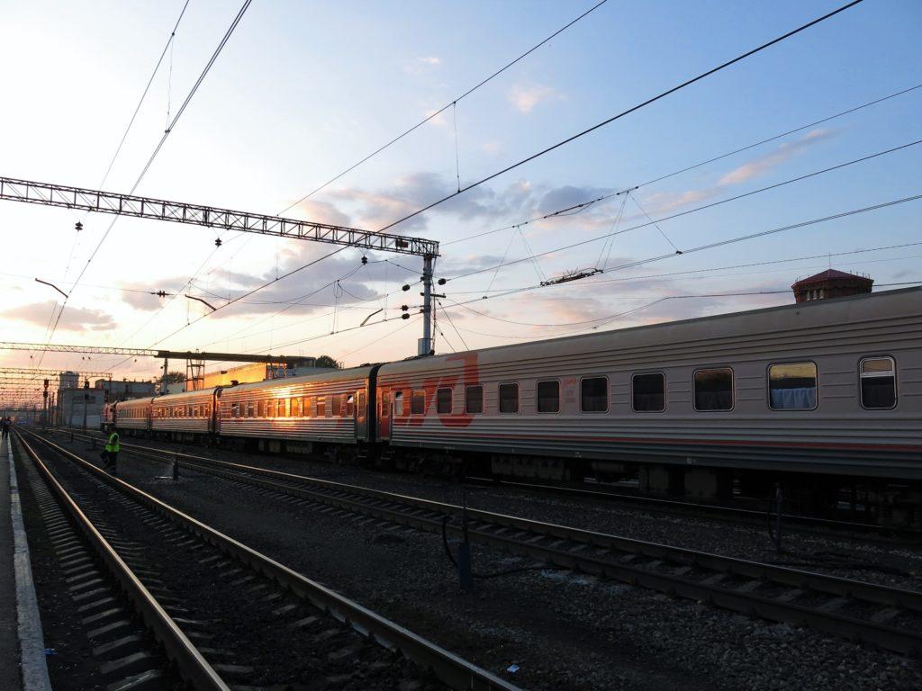 De Moscou à Novossibirsk : le Transsibérien, enfin !