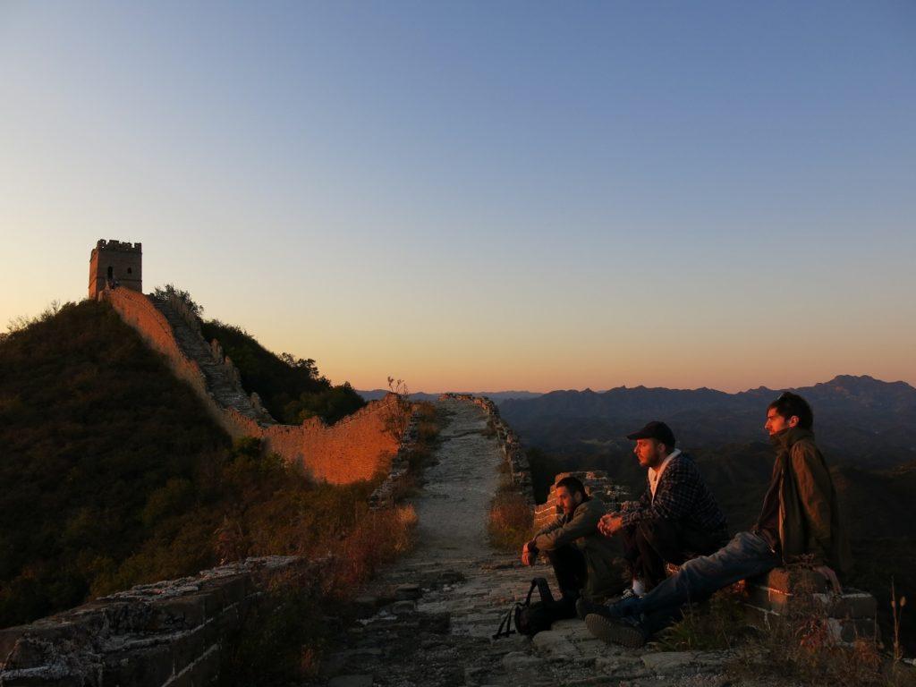 Pékin entre copains : une super fin pour le Transsibérien