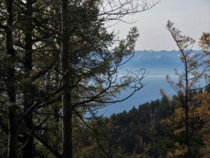 Balades, bania et bidonnage au lac Baïkal