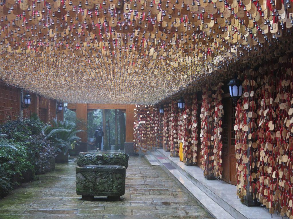 Le Sichuan, entre temples et montagnes