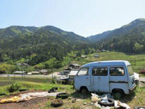 8 détails improbables de la vie campagnarde au Japon