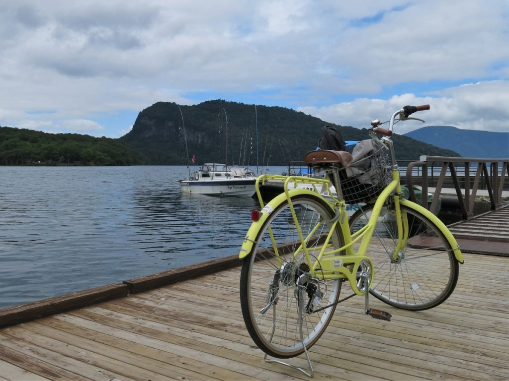 Que faire au lac Towada ? De la rando et du vélo, pardi !