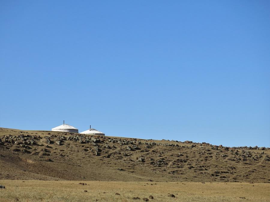 J'ai eu un énorme coup de cœur pour la Mongolie, où je n'ai passé qu'une dizaine de jours, entre la Russie et la Chine. Je me suis fait la promesse ferme d'y retourner au moins pour un mois et d'explorer les steppes à cheval !