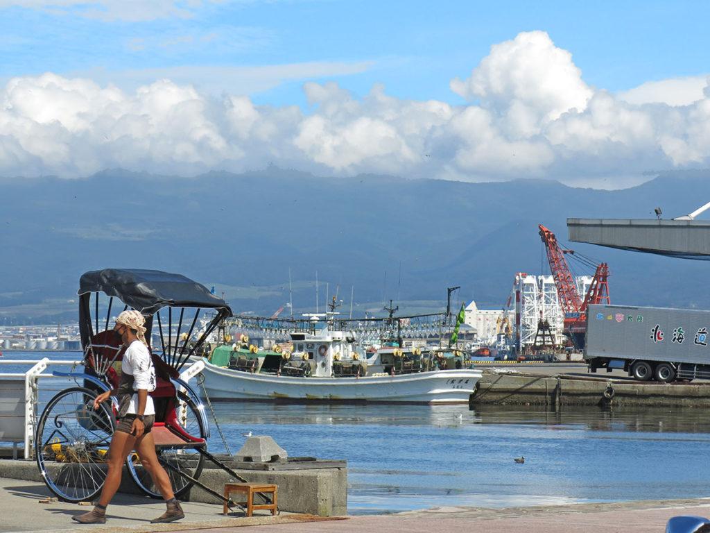 Escale à Hakodate, port d'entrée de l'île d'Hokkaido